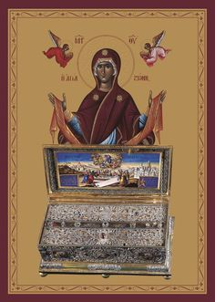 The miracles referred to below have been selected from the Vatopaidi Monastery archives. It's difficult to have kids Fr Theotimos come. Blessed Mother Mary, Blessed Virgin Mary, Jesus Resurrection, Jesus Christ, Orthodox Christianity, Spiritual Gifts, Orthodox Icons, I Icon, Our Lady