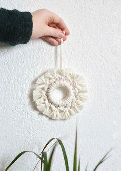 Snowflakes, Macrame, Knots, Crochet Necklace, Earrings, Jewelry, Ear Rings, Stud Earrings, Jewlery
