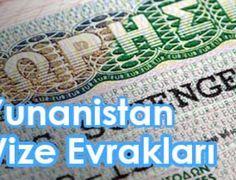 Yunanistan vizesi için gerekli evrakların tam ve güncel listesi. Cards, Hair, Ireland, Canada, Maps, Playing Cards, Strengthen Hair
