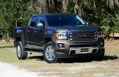 2015 GMC Canyon 2WD SLT V6 Crew Cab Review & Test Drive
