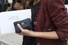 mini coin #purse :: #Chanel