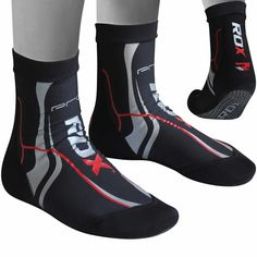 RDX Neoprene Ankle Brace MMA Support Pad Guard Foot Muay Thai Boxing Gym Sport C