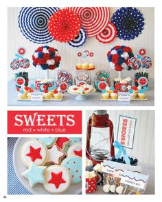 Sweets party-themes-decor