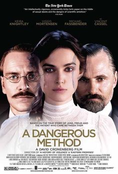 Dangerous Methods: Meh. I mean, it was a neat storyline. Kinda. And then, there's Viggo! How could it go wrong? So little character development. Failure to tell the story from Keira Knightley's character's perspective. It arguably would have been much more interesting, but there was little historical evidence in comparison to Jung and Freud. The biggest thing that left me meh was that the film seemed to be an excuse to show Knightley get spanked in a corset. I mean, initially, that's…