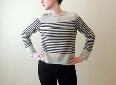 Ravelry: Project Gallery for Breton pattern by Jared Flood