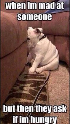 When Im Mad At Someone…