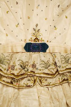 Dress  Jeanne Hallée (French, 1880–1914)  Date: 1890s Culture: French Medium: silk