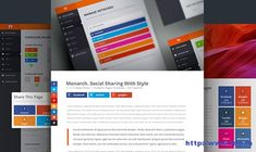 Elegant Themes Monarch Social Sharing WordPress Plugin Review  http://www.frip.in/monarch-social-sharing-wordpress-plugin/