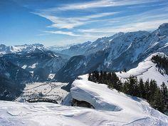 Loferer Alm, Oostenrijk. Waar ik leerde skiën...
