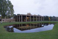 Skogskyrkogården – Cimitero del Bosco  - Stoccolma