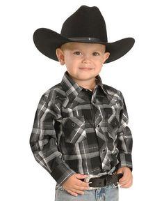 Toddler Boy western shirts   ... Boys' Cowboy Hardware Toddler Boys' Barbed Wire Lurex Western Shirt