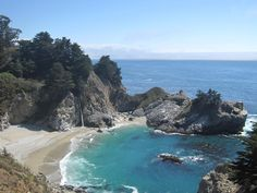 On the way home from Big Sur