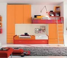 This isn't the L shaped but contemporary design with storage