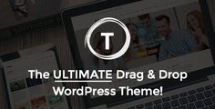 Total is a modern and responsive WordPress theme designed to be customized. The theme was created with many different niches and professions in mind – bloggers, online stores, lawyers, agencies, wedding planners, hosting companies, nonprofits and more. Just have a look at some of our industry specific homepage examples to get an idea of just what kind of magic Total is capable of.