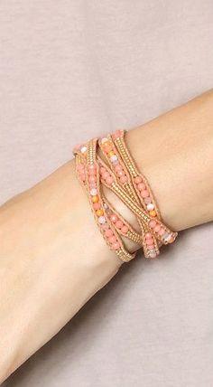 beaded wrap bracelet http://rstyle.me/n/mk92mr9te
