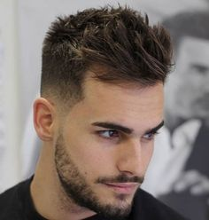 Men New Hairstyle