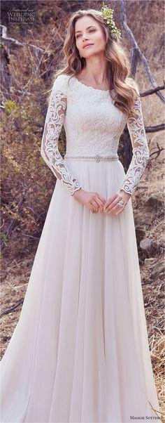 Glorious 107 Best Long Sleeve Lace Wedding Dresses Inspirations https://bridalore.com/2017/12/30/107-best-long-sleeve-lace-wedding-dresses-inspirations/