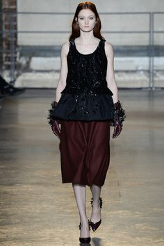 Rochas | Fall 2014 Ready-to-Wear Collection | Style.com
