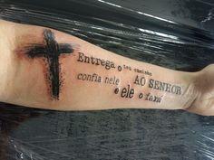 New tattoo, Salmo 37;5