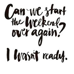 Yes please !!!! . . . . . . . . . . . . . . . . . #lovesparkleshine #loveandpieces #yes #please #regram #weekend #redo #blackandwhite #quote #lol #laughing #need #one #more #day #obsessed #fashionblogger #miamibeach #sunshine #beach #family #qotd #instaquote