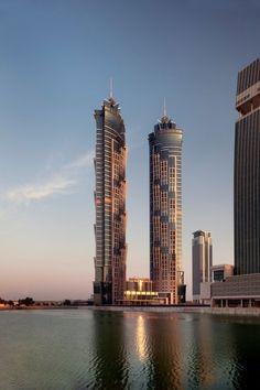 Edificio esterno JW Marriott Marquis Dubai