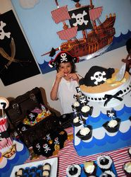Everythings better with Pirates  - Pirate Birthday Boy