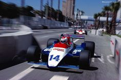 Clay Regazzoni Ensign USA GP 1980