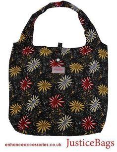 Justice Bag - Sophia style (black) #justicebags