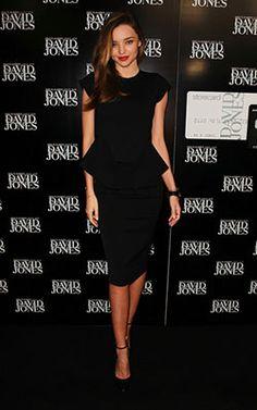 Miranda Kerr #fashion #style Chic