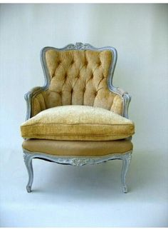 My French Yellow Tufted Chair | My Nest | Pinterest | Yellow Accents, Yellow  Accent Chairs And Decorating
