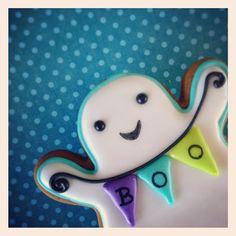 Ghost Cookie // Melissa Joy Cookie