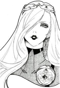 Jeanne | Bayonetta