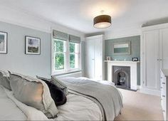 Without the fireplace! Buckingham Road, Tunbridge Wells, Kent 3 bedroom terraced house for sale - 29797146 Bedroom Wardrobe, Home Bedroom, Bedroom Furniture, Master Bedroom, Dado Rail Bedroom, Picture Rail Bedroom, Cheap Furniture, Terraced House, Design Your Own Bedroom