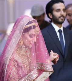 That beautiful ghoonghat though has to be our favourite from the . Pakistani Wedding Outfits, Pakistani Wedding Dresses, Bridal Outfits, Punjabi Wedding, Desi Wedding, Wedding Bride, Wedding Ideas, Church Wedding, Wedding Goals
