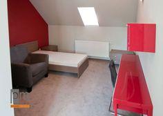 Pokój hotelowy więcej na http://www.projektmebel.pl/cik-boleslawiec#4