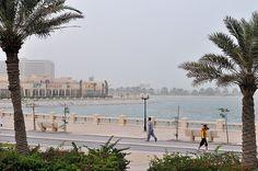 Al Khobar Waterfront, Dammam, Saudi Arabia