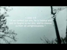 free video verse 1 John 1:9 download and share - imagesforview.com
