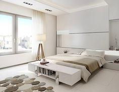 Decorar quarto - 30 ideias de estilo minimalista ~ Decoração e Ideias - casa e jardim