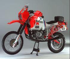 BMW Paris Dakar 1986