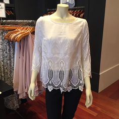 """PIXXY Fashion and Retail on Instagram: """"Add a lacy layer over summer tanks @bananarepublic #lace #white #sheer #lacehem #fashion #bananarepublic #Pixxy"""""""