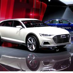 The audi prologue avant. With this concept car audi wants to give a glimpse into the future of design. What do you think? #car#cars#instacars #instaauto#auto#exoticcars #cargram #fastcar#motor #autotrend #cargramm  #carsovereverything #carsofinstagram #power#speed#beast #fast #amazing #luxury #dreamcar #sportcars #engineer #engineering #engineeringstudent