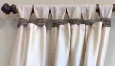 Оформляем шторы: 30 интересных вариантов крепления - Ярмарка Мастеров - ручная работа, handmade