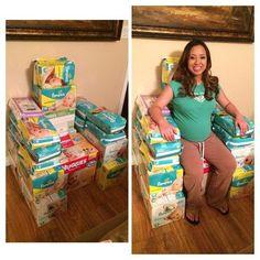 baby shower throne