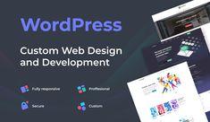 Custom Web Design, News Highlights, Medical Care, Web Development, Wordpress Theme, Things That Bounce