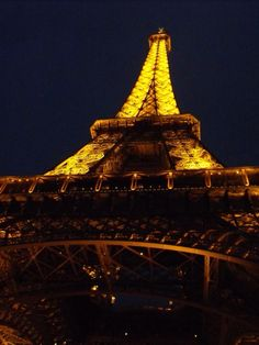 Eiffel Tower. Paris France.