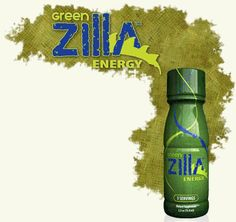 Greenzilla is a product that will impact energy at the cellular level. Not just another nervous system stimulant like so many other energy drinks which are literally like a drug that is ramping up the sympathetic nervous system.
