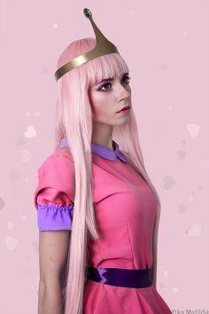 Princess Bubblegum - Ytka Matilda(Sandra)