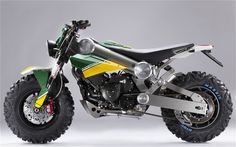 Caterham launches bike division