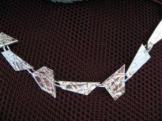 silver necklace  MATOUS  www.bormsjuwelen.be