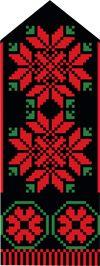 Knit Like a Latvian Knitting Kit - Kurzeme Love Knitting, Knitting Kits, Knitting Charts, Knitting Stitches, Baby Knitting, Knitting Patterns, Sweater Patterns, Knitting Machine, Knitted Mittens Pattern